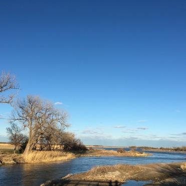The Platte River